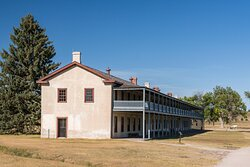 Cavalry Barracks