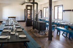 Mess Hall in Cavalry Barracks