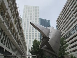 Sculpture L'Oiseau Mecanique