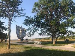 """Dignity Of Earth And Sky… a """"must see"""" in Chamberlain off of I-90"""