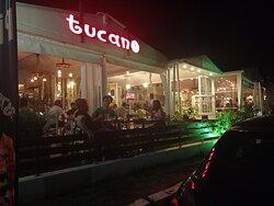 Tucan pizza bar restaurant!