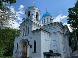 Спасо-Парноловская церковь
