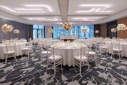 Westin Ballroom - Wedding Reception