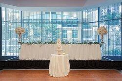 Westin Ballroom - Wedding Party Table
