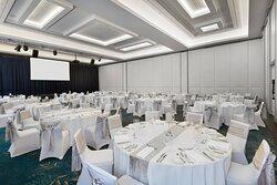 JW Ballroom I - Reception Setup