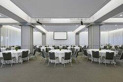 Tamborine Gallery - Reception Setup