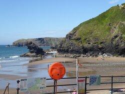 Lovely beach right on your doorstep