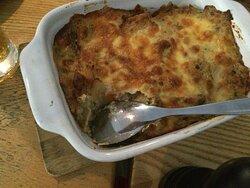 cheesy gratin to share