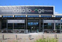 Façade de Casa Lounge : terrasse