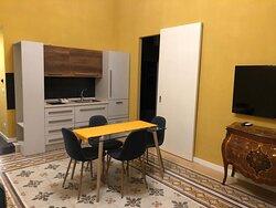 Camera #301 con cucina