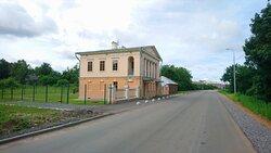 Путевой дворец в Коростыни