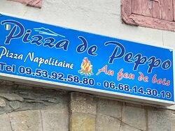 Pizza de Peppo