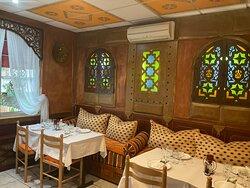 Salle principale la palmeraie de Marrakech à Gagny