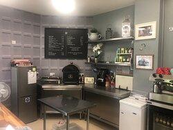 New fully refurbished multi award winning coffee house
