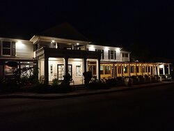 The front at night