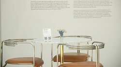 The Cafe is located on the 3rd floor inside The National Gallery of Iceland with seating for up to 35 persons.   Nice natural light, relaxed atmosphere and plenty of reading material.