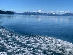 Adventure Bound Alaska Tracy Arm Glacier Cruise