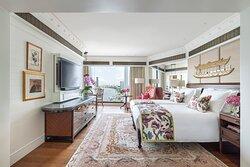 Oriental Suite - Second Bedroom