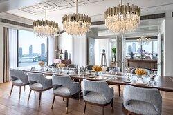 Oriental Suite - Dining Area