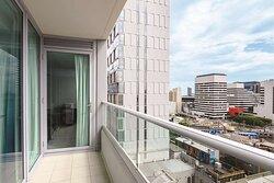 adina apartment hotel northbank two bedroom balcony