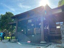 花蓮吉安慶修院 ─ 為臺灣現存最完整的日式寺院
