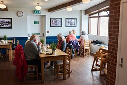 Newly refurbished Cafe 2021