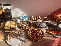Colazione e dolci