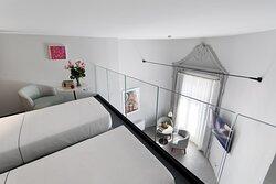Camera Junior Suite Family - Family Room