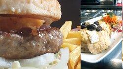 Homemade Burger 🍔