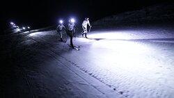La Crève Coeur - Course ski de randonnée