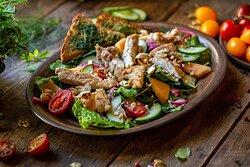 Greens - homemede salad