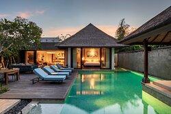 Beach Villa Overview