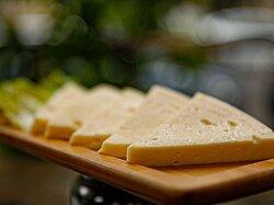 Georgian Sulguni Cheese