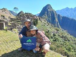 Sueño cumplido, gracias Perú, gracias Viagens Machu Picchu.