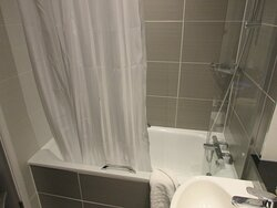 Poky bathroom