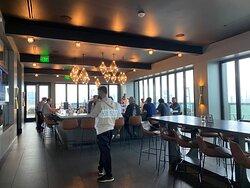 Lou/Na - the lobby bar - the Nashville Grange