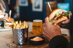 The Working Boat Burger and Pint 2020