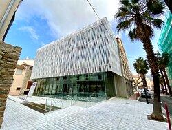Nous vous accueillons dans un tout nouvel espace d'accueil, à la Maison de l'Eau et de la Méditerranée.