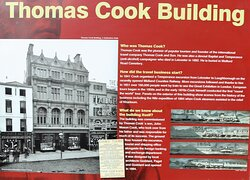 1.  Thomas Cook Building, Gallowtree Gate, Leicester