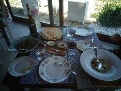 cena tipica