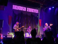 """Texas Flood as - """"Hendrix Forever"""""""