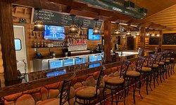 Front Bar ~ Squirrel Creek Lodge