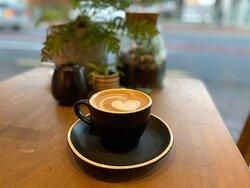 Serving Switch Espresso coffee
