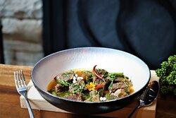 The Tram Restaurant, Pattaya : Braised Australian Beef Cheek with Spices