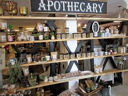 Primitiques: apothecary items. May 2021
