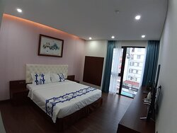 EXECUTIVE ROOM WITH STREET VIEW