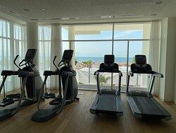 Fitness und Spabereich