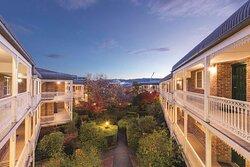 adina serviced apartments canberra kingston courtyard