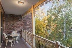 adina serviced apartments canberra kingston one bedroom apartment balcony