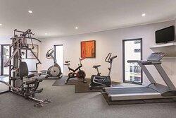 adina apartment hotel perth barrack plaza gym